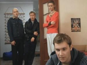 Интервью актеров сериала