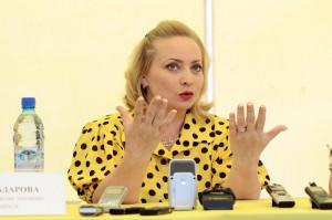 Светлана Пермякова в Омске вспомнила про Жанну Кадникову