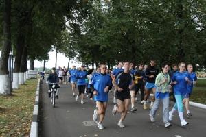 Антон Богданов примет участие в благотворительном забеге на набережной Оби