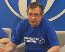 Михаил Чуднов стал лицом «Народных выборов»
